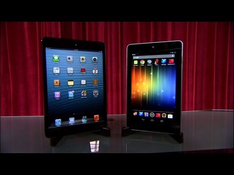 Prizefight - iPad Mini vs. Nexus 7