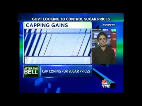CNBC-TV18 Exclusive: Government Looks To Control Sugar Prices