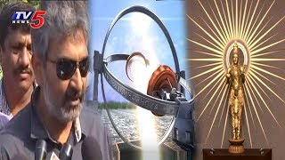 Amaravati Designs | Rajamouli's Concept of Telugu Thalli Statue In AP Assembly