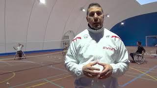 Campionati Mondiali di Para-Badminton 2017, le parole del Tecnico della Nazionale Enrico Galeani