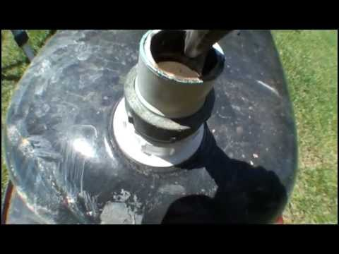 How to Remove Glued PVC pipe..