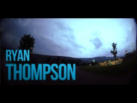 RYAN THOMPSON – HAVE YOU HEARD OF ? : WOODWARD 2012 PART -