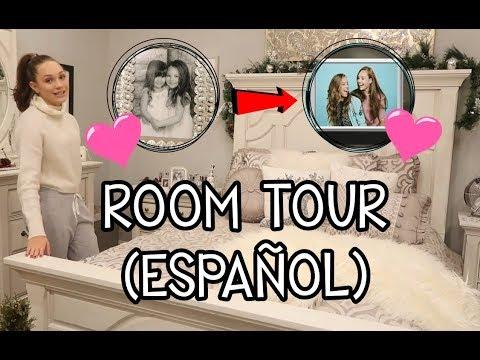 Maddie Ziegler - Room Tour (Subtitulado al español)