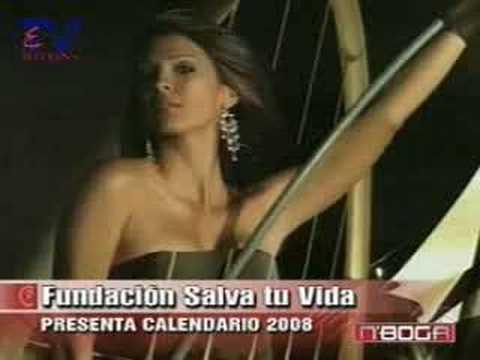 Fundación Salva tu Vida presenta calendario 2008