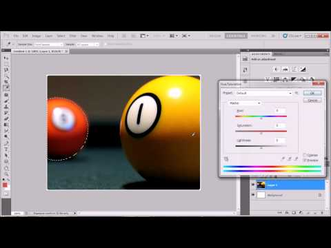 Photoshop Tips & Tutorials #2 'Quick Mask'