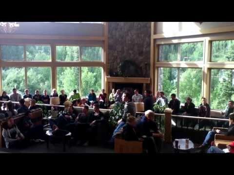 Alaska: Russian Christian singing