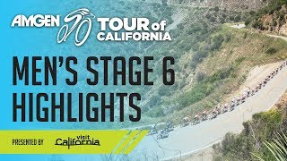 2019 Stage 6 Highlights - Presented by Visit California
