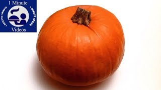 How to Quickly Peel, Seed and Cut a Pumpkin / Cooking Tips & Tricks, Tutorial