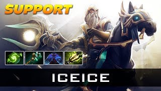 iceice Support Keeper of the Light   ex Wings   Dota 2 Pro Gameplay