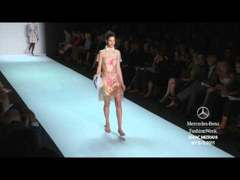 ISAAC MIZRAHI SPRING 2011, MERCEDES-BENZ FASHION WEEK NEW YORK