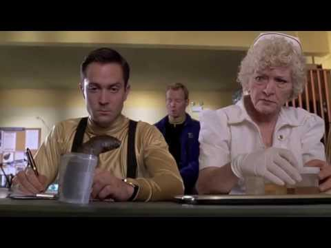 Out Cold (4/6) Best Movie Quotes - Drug Test Poop Scene (2001)