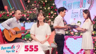WANNA DATE | 555 FULL: Banker falls for the teacher with angelic voice