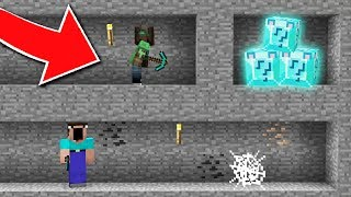 FIND THE SECRET LUCKY BLOCKS AND YOU'LL GET RICH! 💎😱 LUCKY BLOCKS MINECRAFT MOD