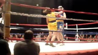 Baraka Bouts 2010 - Anna vs. Jenny Part 2/5