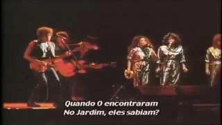 Watch Bob Dylan In The Garden video