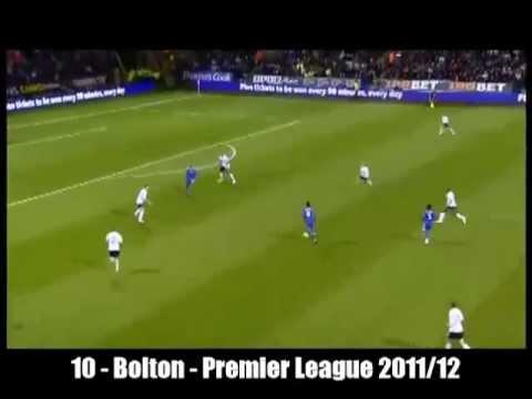 | Didier Drogba | Legend Top 10's | Top 10 Chelsea goals |