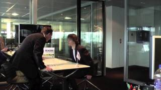 KresjTV - Blariacum College - Blerick - Promotiefilm International Business School