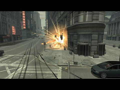 Super Choque En GTA IV