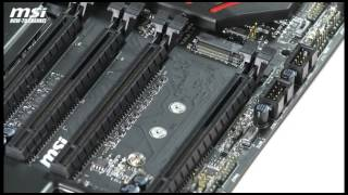 MSI® HOW-TO Install M.2 SSD