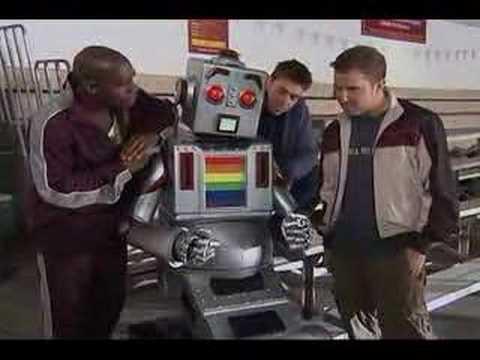 Gay Robot - Pilot Clip 4 video
