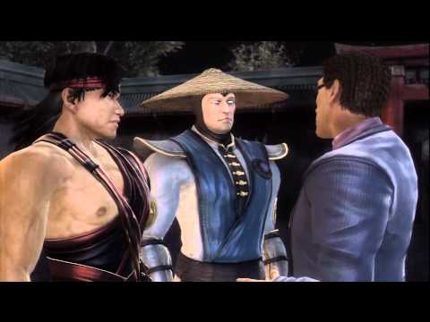 Mortal Kombat 9 - Modo historia (Capitulo 1 - JOHNNY CAGE)