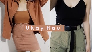 UKAY UKAY HAUL (AS LOW AS 10 PESOS) | Chelsea Valencia