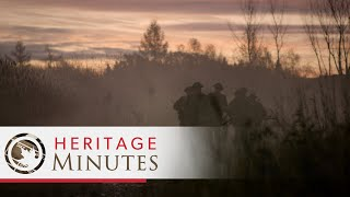 BRAND NEW Heritage Minute tells improbable love story during the liberation of the Netherlands