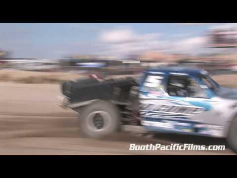 SCORE Trophy Truck #5 at the 2009 Laughlin Desert Challenge