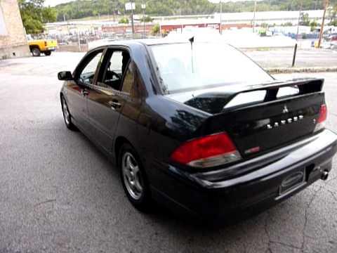 Mitsubishi Lancer 2002 Custom 2002 Mitsubishi Lancer oz