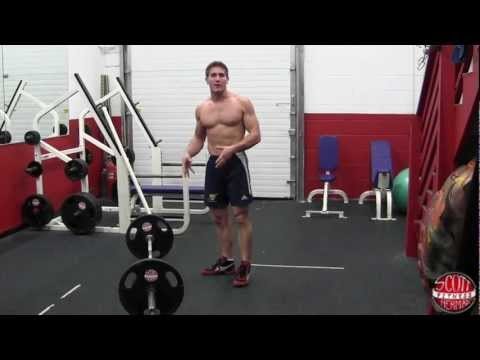 How To: Romanian Deadlift (Barbell) Image 1