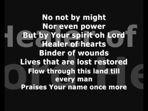 Amazing Grace - No Not By Might - Are You Washed - Robin Mark W/Lyrics
