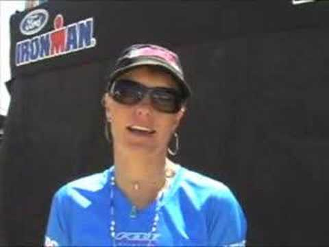 Ironman Arizona 2008: Michellie Jones