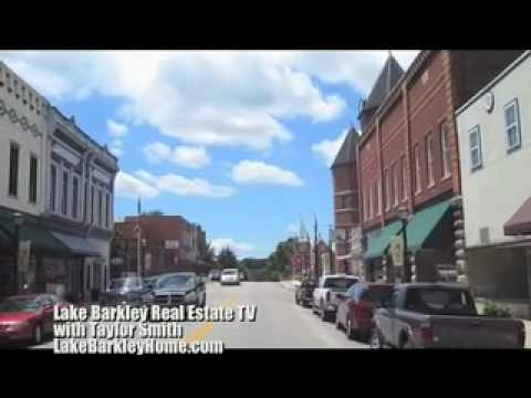 Lake Barkley Real Estate TV - Tour of Cadiz, KY - with Taylor Smith
