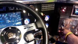 mostrando un poco de mi simulador euro truck 2