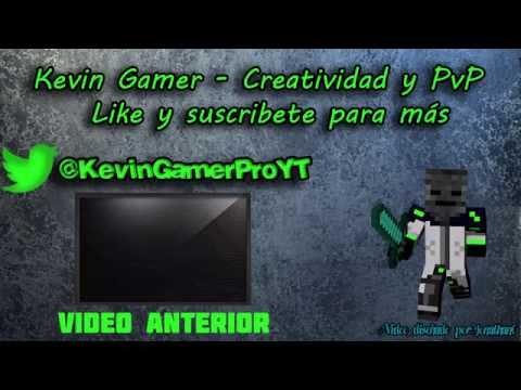 Outro KevinGamer | Animación Minecraft