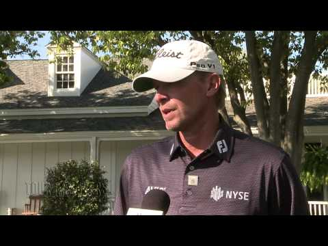Steve Stricker: 2013 The Masters Tournament Round 3