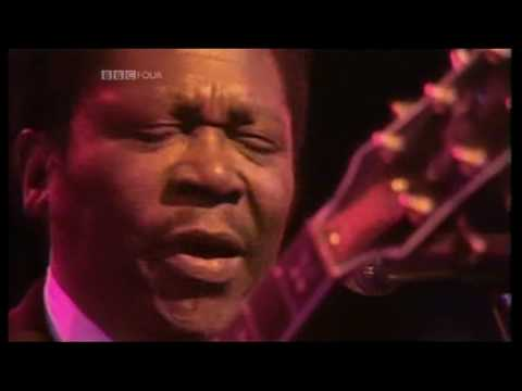 BB KING - When It All Comes Down (1978 UK TV Performance) ~ HIGH QUALITY HQ ~