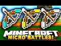 Minecraft SOLO MICRO BATTLES!