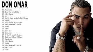 Download lagu Don Omar Sus Mejores Exitos - Don Omar 30 Grandes Éxitos