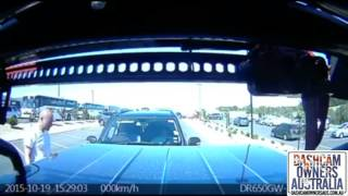 Quot No You Reversed Into Me Quot  Lying Driver Caught Out On Dash Cam