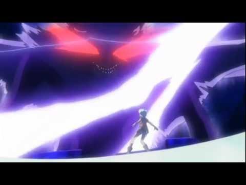 Beyblade Hikaru vs Ryuga Beyblade Metal Fight Ryuga