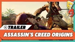 Assassin's Creed Origins - Order of the Ancients Trailer (Official Trailer 2017)