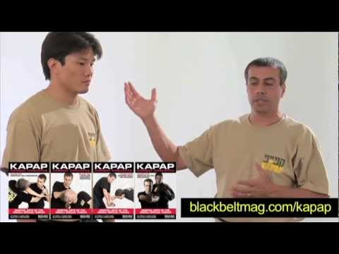 Israeli Martial Arts: Avi Nardia on Using Human Pressure Points in Kapap Techniques Image 1