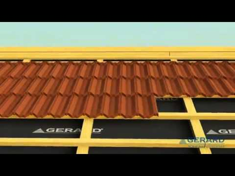 Decra Lightweight Roof Tile Installation Installing