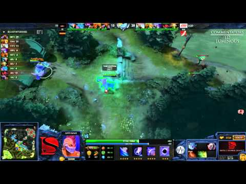 TongFu vs LGD.cn (DSL) 2