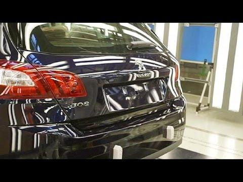 PSA Peugeot Citroën : ventes mondiales en hausse - economy