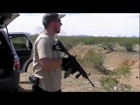 Colt M4 Carbine (SP6920 MOE) Shoot-N'-Review