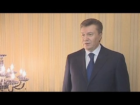 Ousted leader Yanukovych calls for referendum in every region of Ukraine