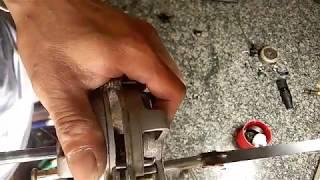 chế đồ cũ từ quạt cũ làm cưa gỗ