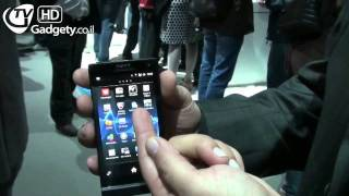 Sony Xperia S MWC 2012